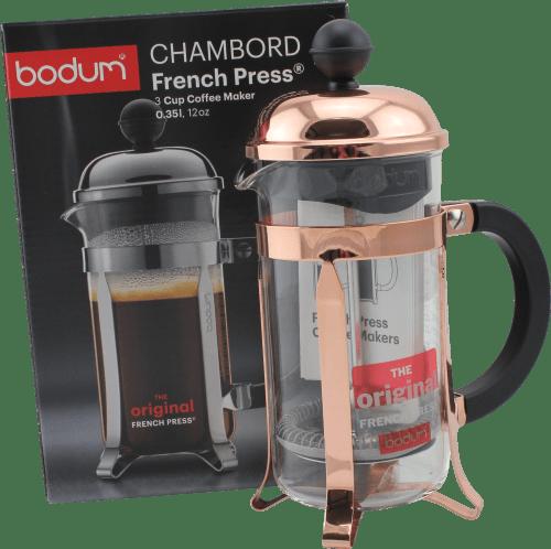 French Press 3 Cup Press (Copper) 1